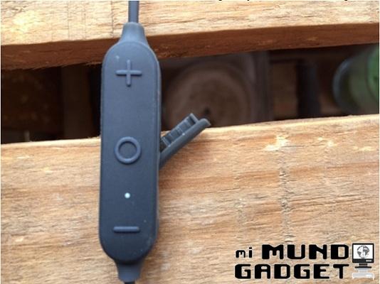 Aukey EP-B60: botonería de fácil control