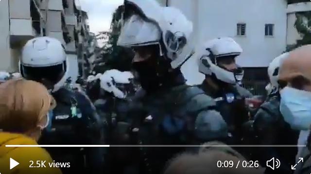 Πογκρόμ στα Σεπόλια: Ξυλοκόπησαν διαδηλωτή και την οικογένειά του στο σπίτι τους – Στο νοσοκομείο φρουρούμενος με έμφραγμα ο πατέρας – VIDEO
