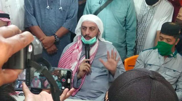 """Syekh Ali Jaber Tak Percaya Alfin Andrian Gila, """"Dia Sangat Berani dan Terlatih"""""""