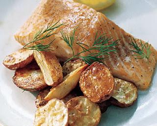 Salmon Potato