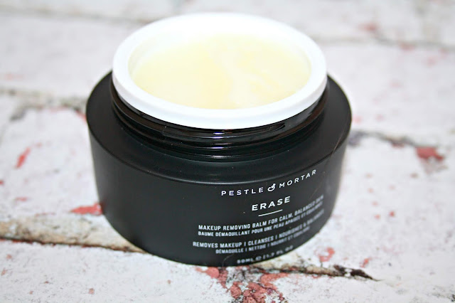 Pestle & Mortar Erase Makeup Removing Balm