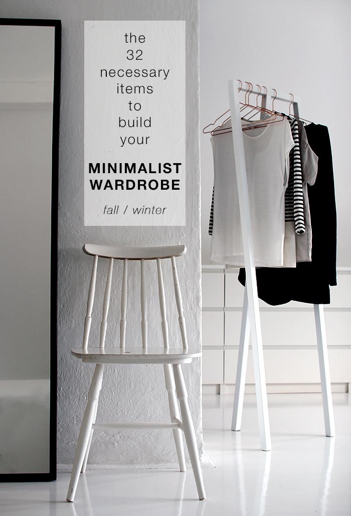 Image gallery minimal wardrobe for Minimaliste synonyme