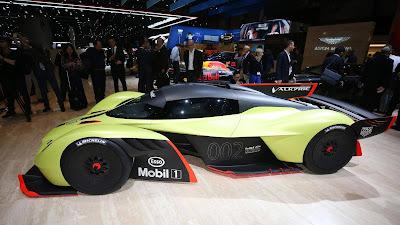 2020 Aston Martin Valkyrie Review