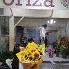 Handbouquet Sun Flowers 111217