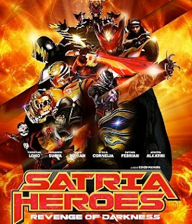 Download Film Satria Heroes: Revenge Of Darkness (2017) Full Movie