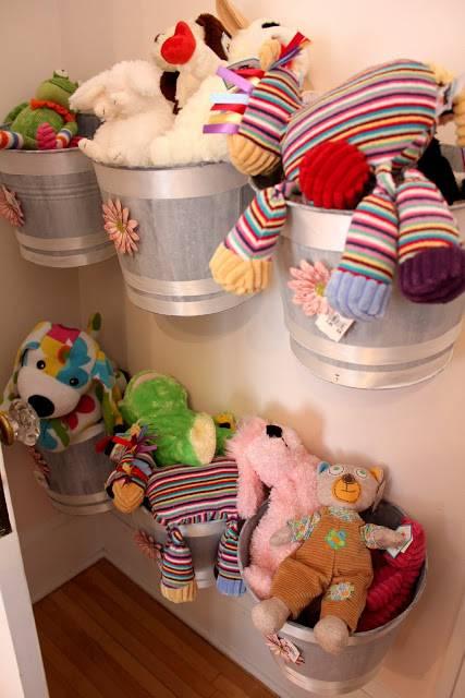 24 Creative Diy Ways To Organize Stuffed Animal Toys Do