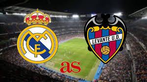 مشاهدة مباراة ريال مدريد و ليفانتي بث مباشر ,الدوري الإسباني ,Real Madrid vs Levante
