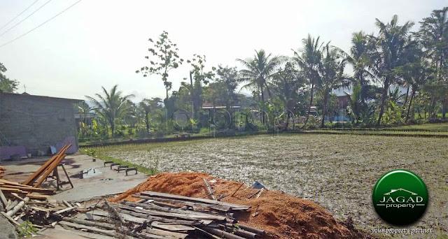 Tanah Produktif dekat RSU Prambanan