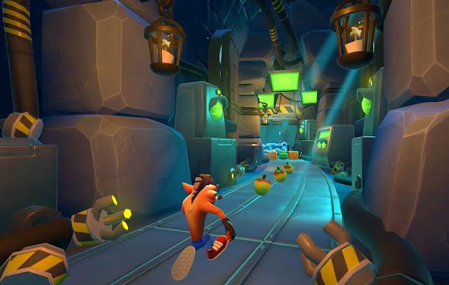 تحميل لعبة Crash Bandicoot On the Run كراش بانديكوت للاندرويد 2021