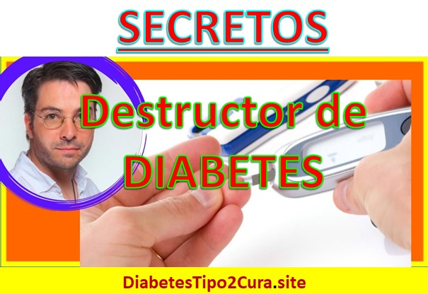 ¿Qué es la estafa del programa destructor de la diabetes?