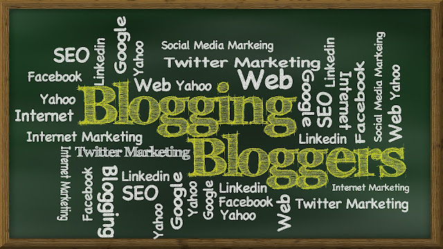 blogging blogger blog