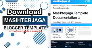 Download template terjaga gratis, template blogger terbaik 2020, template blogger premium gratis