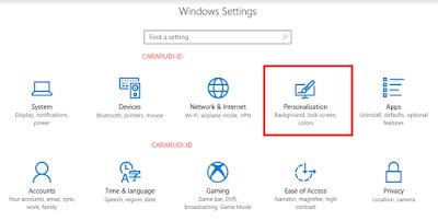 Cara Mengubah Tema Windows 10 Terbaru, Mudah!