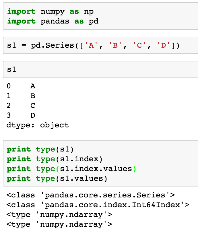 Aries Research Note: Pandas and Spark DataFrame: structural