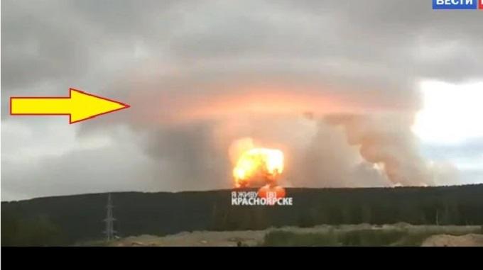 Η μυστηριώδης έκρηξη σε ρωσική ναυτική βάση -Ποια είναι τα «νέα όπλα» που δοκίμαζαν [βίντεο]
