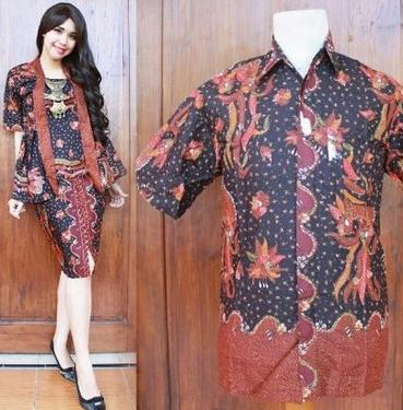 model baju batik 2019