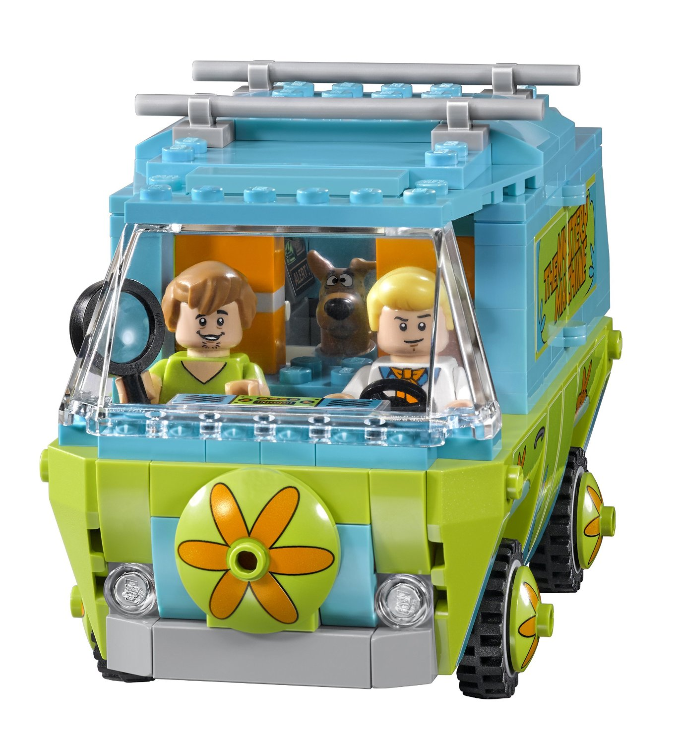 Video-games: LEGO Scooby-Doo 75902 The Mystery Machine