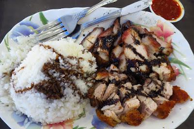 Original Tiong Bahru Golden Pig & Roasted - char siew roasted pork