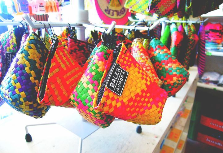 Coin purse souvenirs and pasalubong from Baler