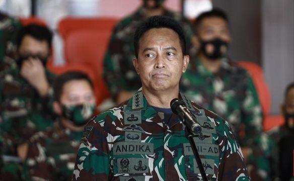 KSAD Buka-bukaan: Jujur Saja, Banyak Prajurit Membelot dari TNI