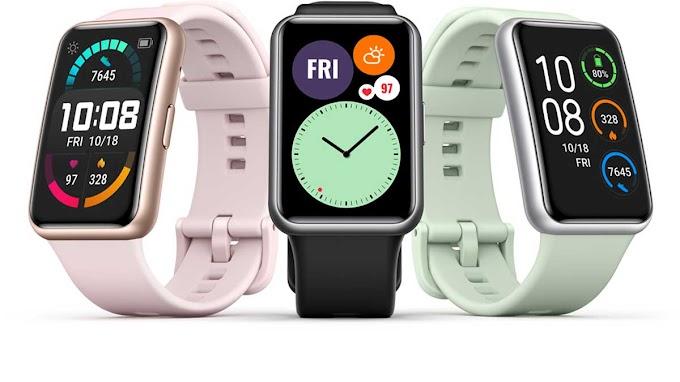 مراجعة ساعة هواوي الجديدة Huawei Watch Fit Elegant