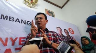 Ahok penistaan agama