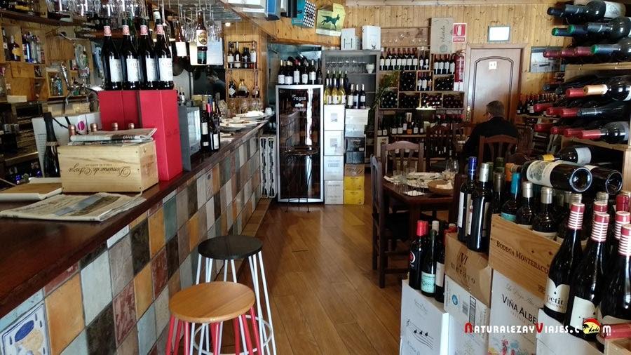 La Tabernilla, tapas Huelva