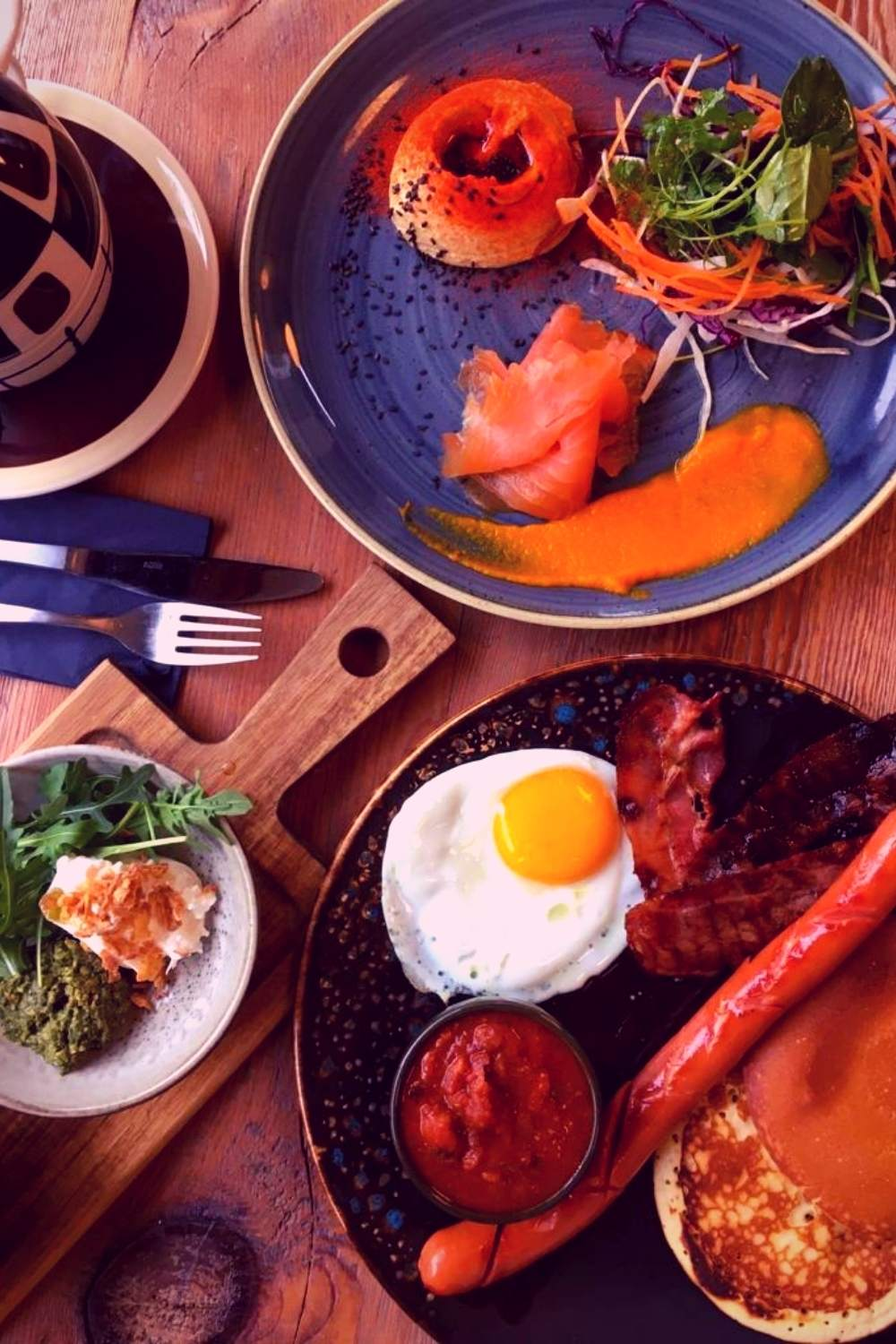 5 HOT BREAKFASTS AND BRUNCHES TO BE DELIVERED IN BED