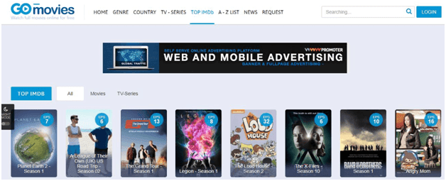Top Best Movie Streaming Sites
