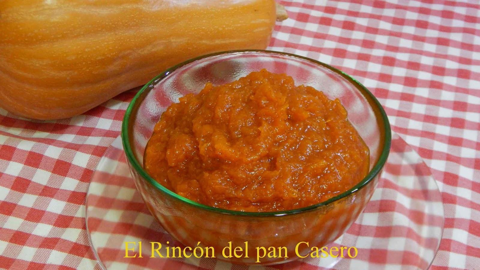 Receta Fácil De Dulce De Calabaza Para Relleno De Pasteles, Tartas Y Empanadas