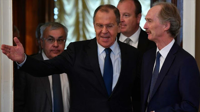 Rusia confirma preparativos para cumbre de Astaná sobre Siria