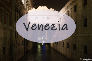 Venezia cosa vedere in città - camper
