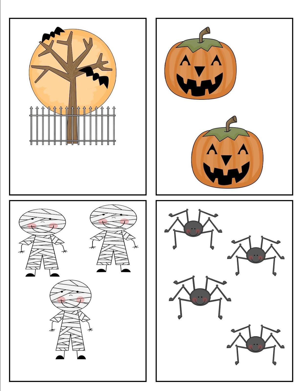 Mrs Bohaty S Kindergarten Kingdom Happy Fall