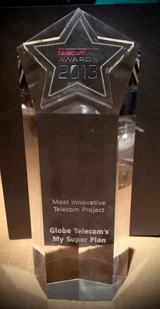 Globe Telecom's Most Innovative Telecom Project - mySUPERPLAN