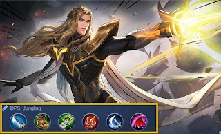 Build Lancelot terkuat Mobile Legends