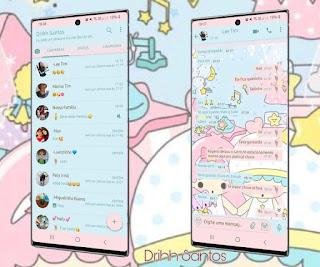 Star & Music Theme For YOWhatsApp & Fouad WhatsApp By Driih Santos