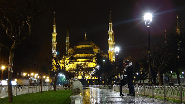 Imanes de viaje - Estambul (Turquía)