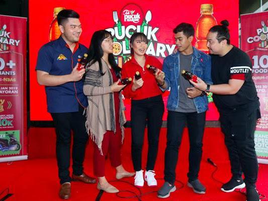 Kuliner Paket Lengkap di Pucuk Coolinary x Big Bang 2018