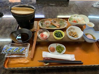常盤ホテル 朝食