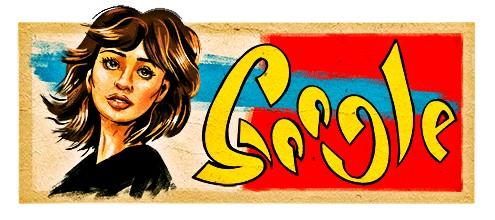 جوجل يحي ذكري ميلاد الفنانه القديرة مديحة كامل