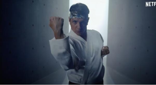 Daniel La Russo quarta temporada de Cobra Kai
