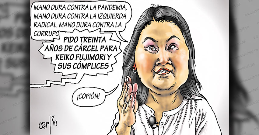 Carlincaturas Viernes 12 Marzo 2021 - La República