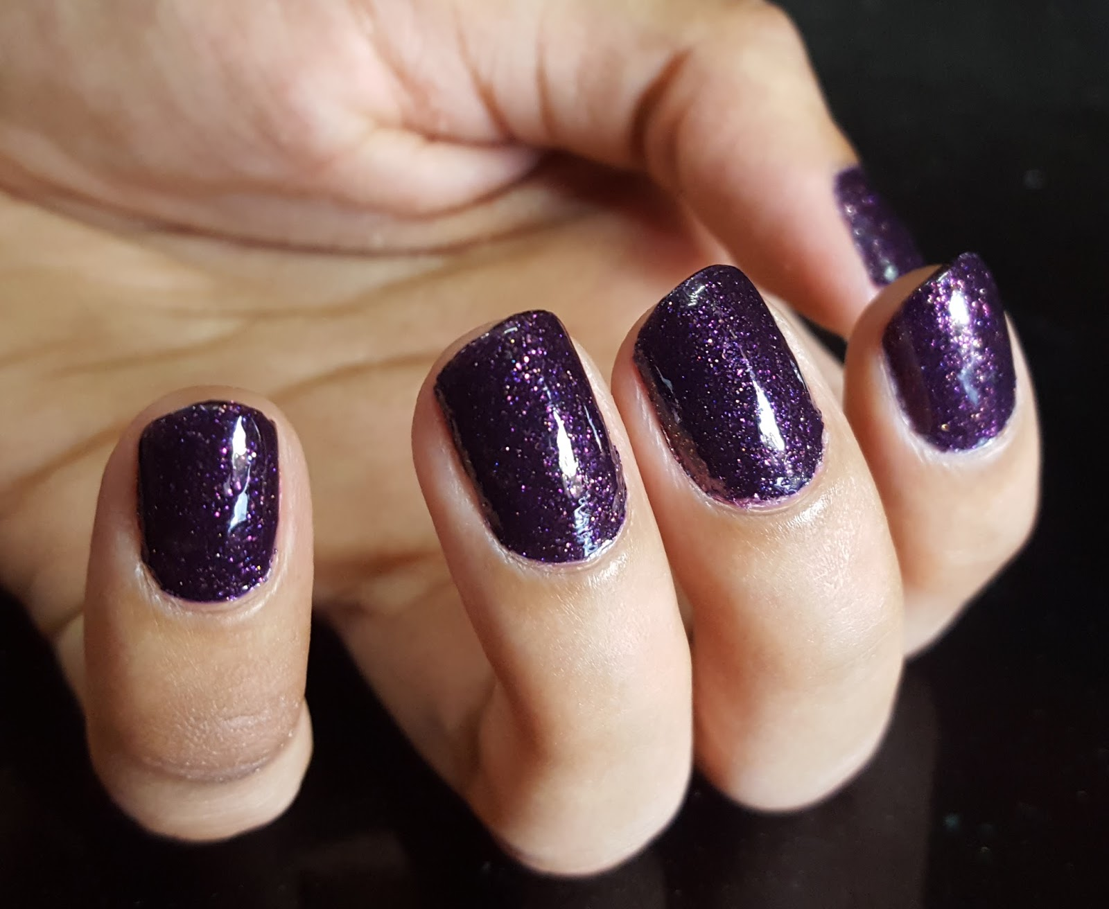 Ahoy! Nails!!: Stay Quirky Nail Polish - My Bae 900 Swatch & Review