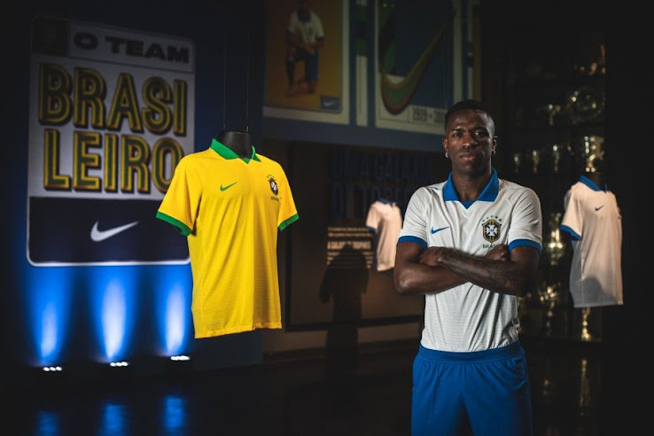 Nike Brazil 2019 Copa America Home Kit Revealed Footy Headlines