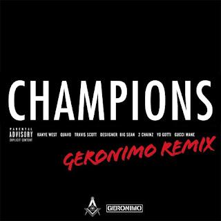 Kanye West - Champions (Geronimo Remix)