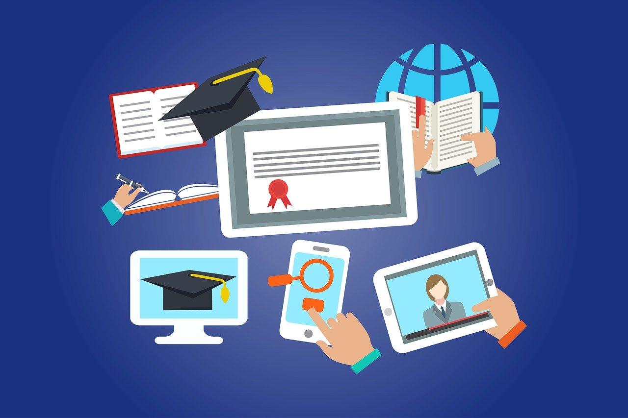 Aplikasi Belajar Daring