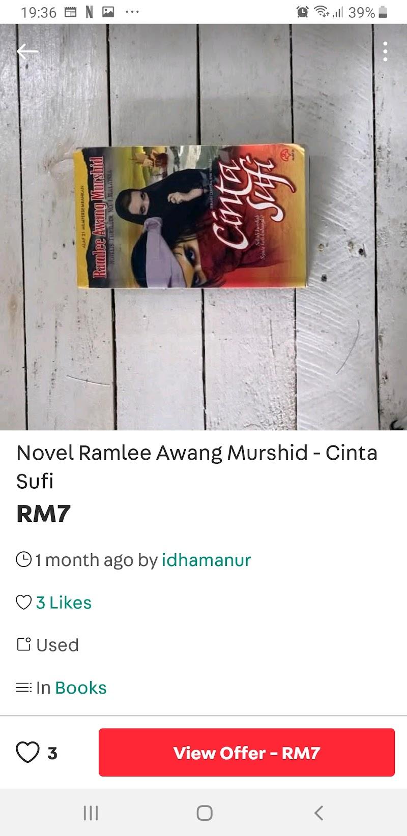 Mencari Cinta Sufi