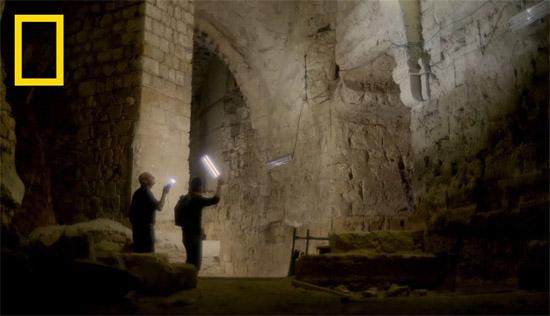 Túneis secretos dos cavaleiros templários - Img 1