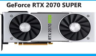 مراجعه كرت الشاشة GeForce RTX 2070 SUPER