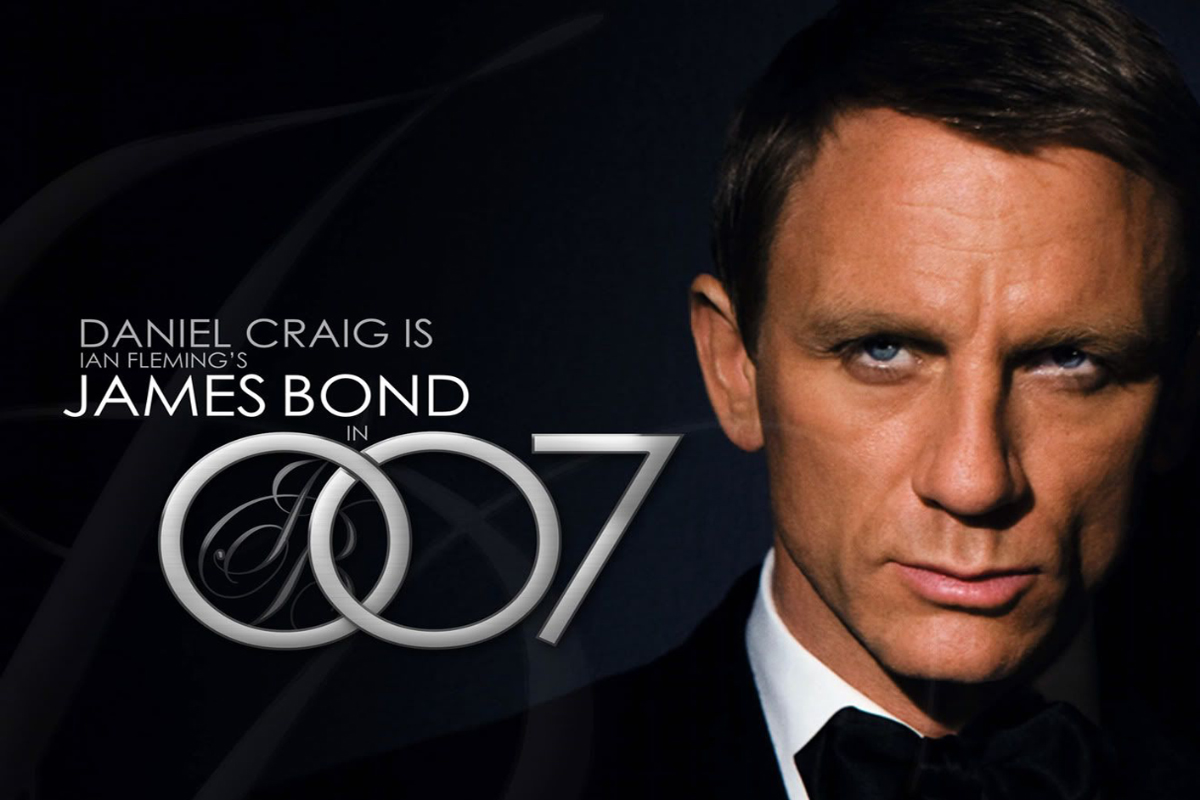 James Bond No Tome To Diea
